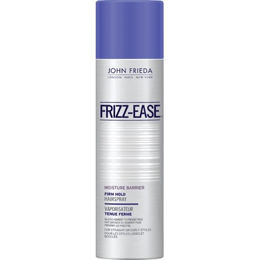 John Frieda Frizz Ease Moisture Barrier Firm Hold Hair Spray
