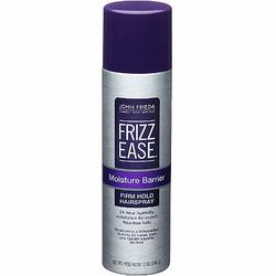 John Frieda Frizz Ease Moisture Barrier Firm Hold Hair Spray