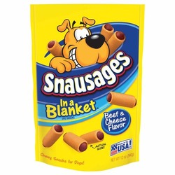Snausages Party Sack 252gr