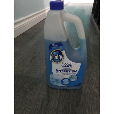 Pledge Floor Care Concentrate