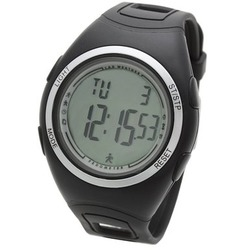 Lad Weather 3d Pedometer Alarm Stopwatch Exercise Time/ Jogging/ Walking Running Outdoor Calorie Men's Sports Watches