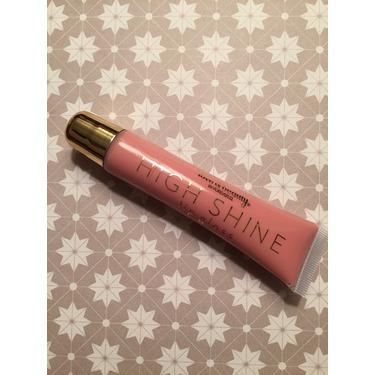 Love & Beauty High Shine Lip Gloss - Dusty Pink