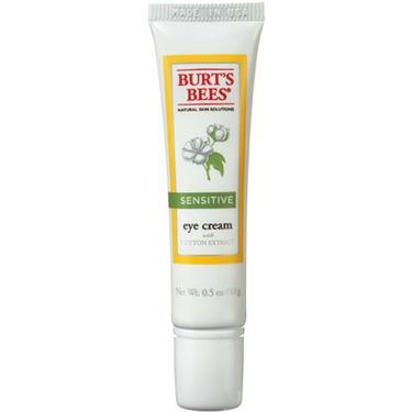 Burt's Bees Eye Cream with Cotton Extract