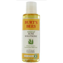 Burt's Bees Natural Anti-Blemish Solutions Purifying Daily Cleanser