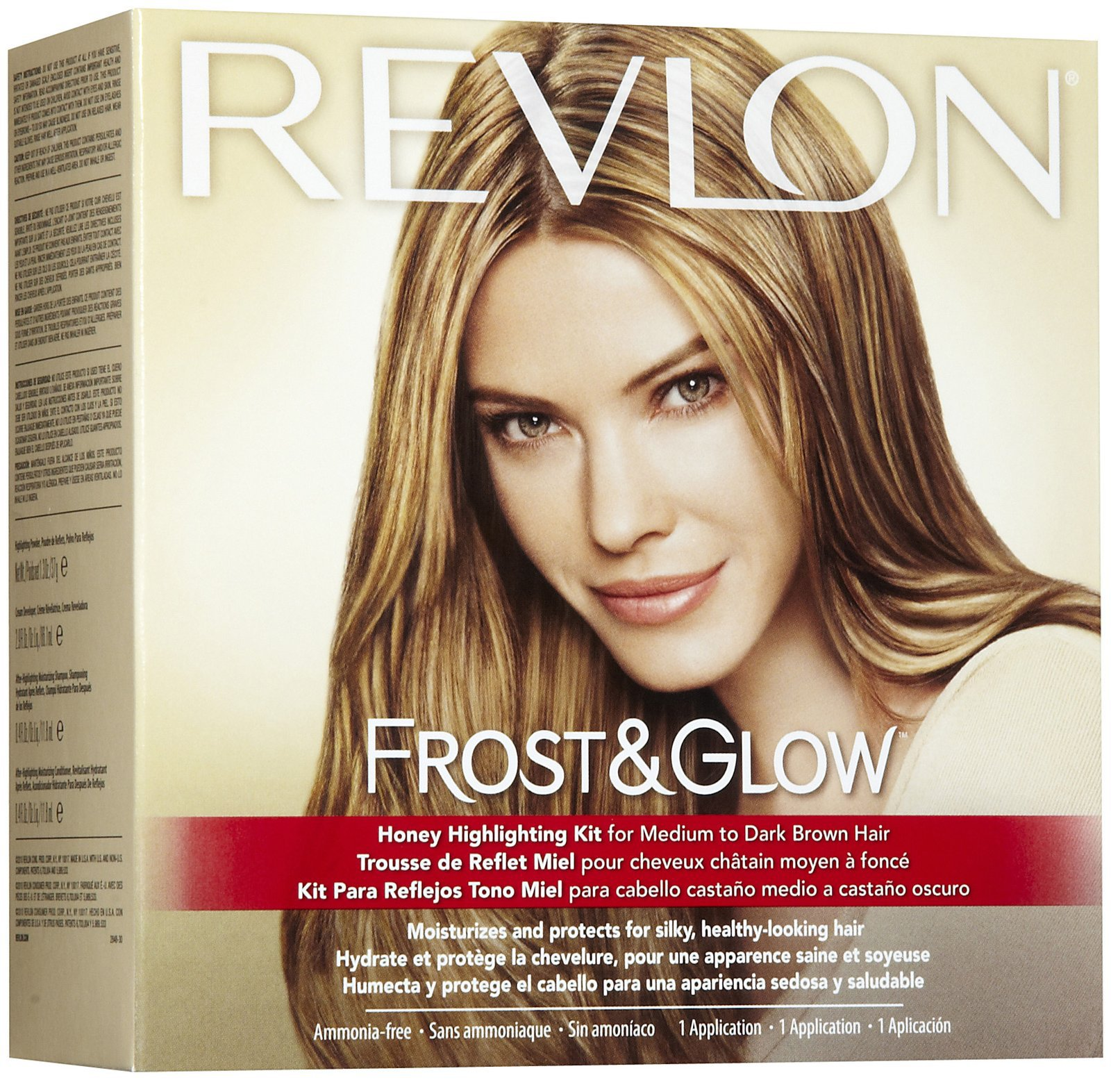 Revlon Frost And Glow Highlighting Kit Reviews In Hair Care