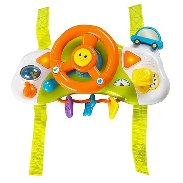 My first driver stroller toy