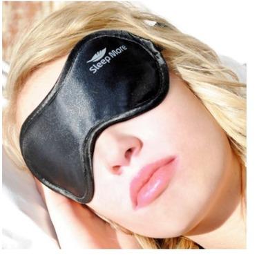Sleep More sleeping mask and earplugs