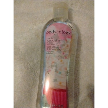 Bodycology Vanilla Cupcake Foaming Body Wash