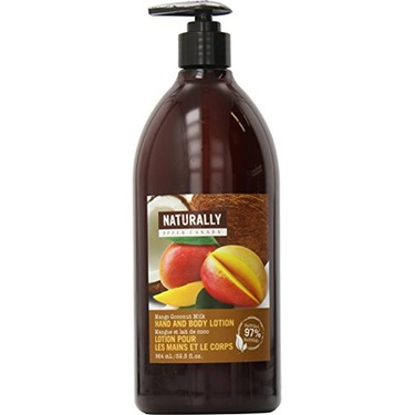 Naturally Upper Canada Hand and Body Lotion