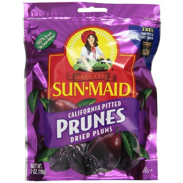 Sun Maid California Pitted Prunes,