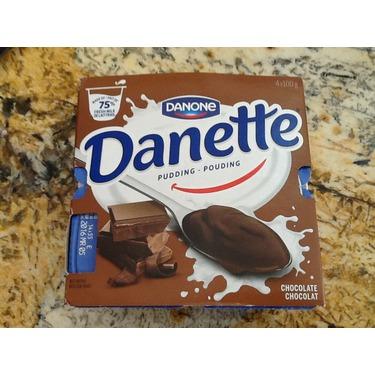 Danette pudding chocolate