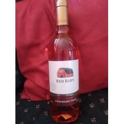 Red Barn Cranberry Wine