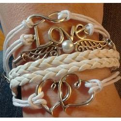 Infinity,Love Bracelet