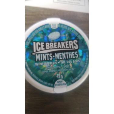Ice Breakers Frost peppermints