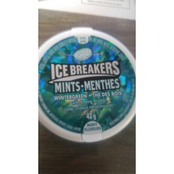 Ice Breakers Frost peppermints