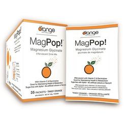 Orange Naturals Magpop