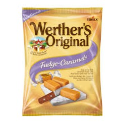 Werthers Original Fudge Caramels