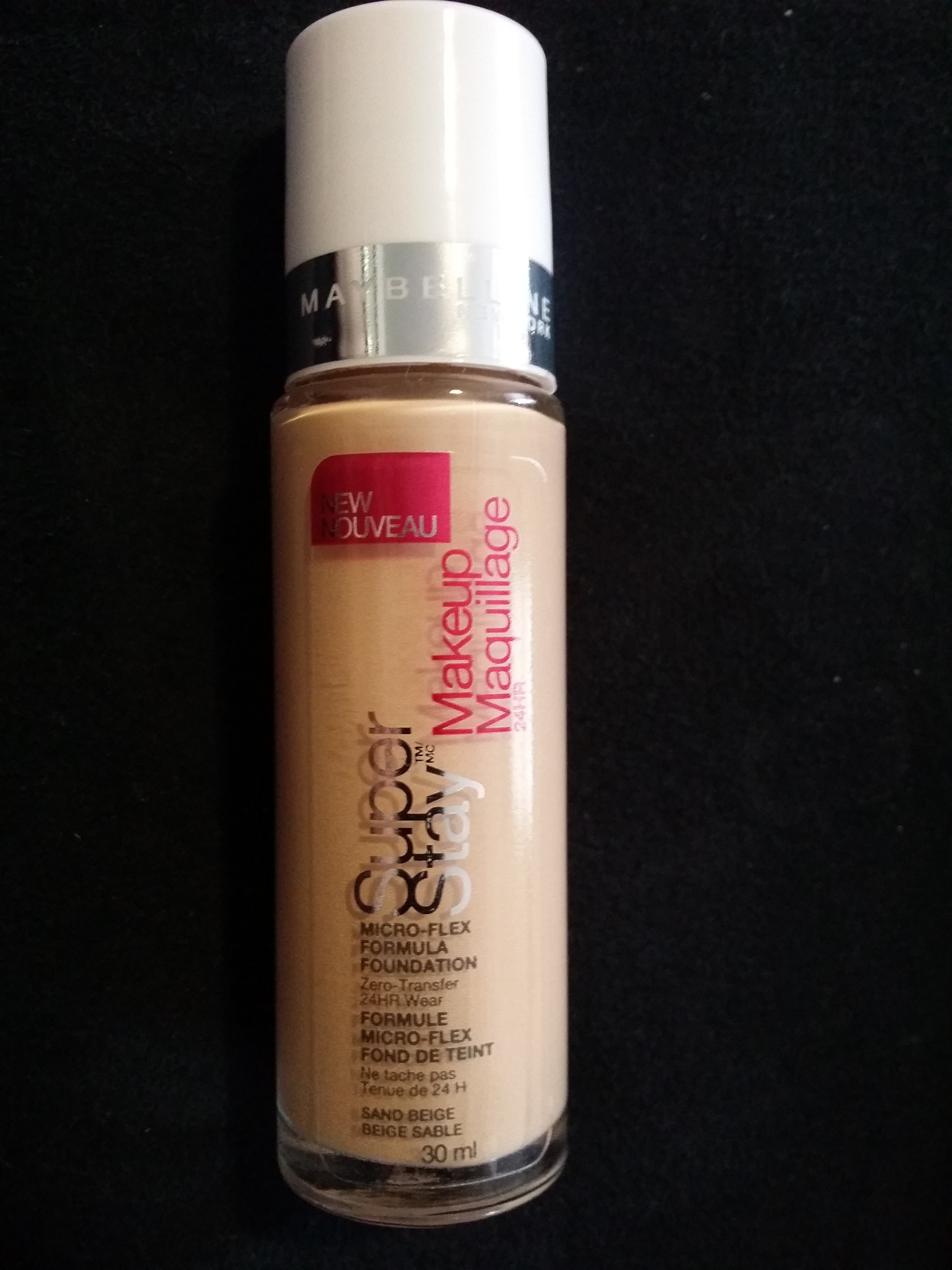 Maybelline Superstay Makeup Reviews
