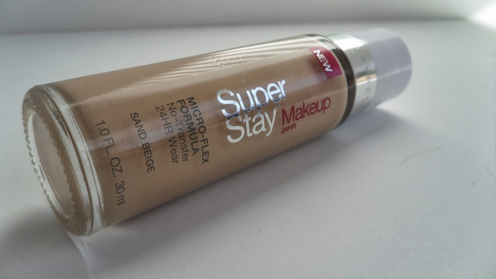 Maybelline Super Stay 24-Hour Makeup reviews in Foundation ...