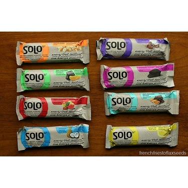 Solo Energy Bar