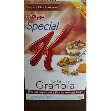 Kellogg's Special K Low Fat Granola