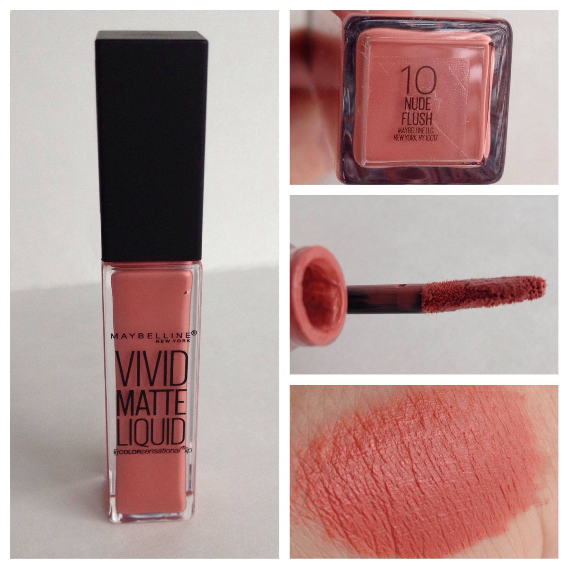 Maybelline Vivid Matte Liquid Reviews In Lipstick