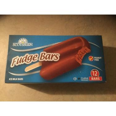 Scotsburn fudge bars