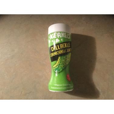 Kernels dill pickle popcorn seasoning