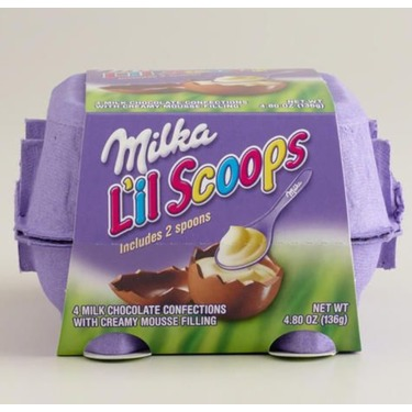 Milka lil scoops