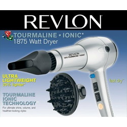 Revlon 1875 Watt Tourmaline Ionic Lightweight Dryer
