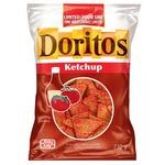DORITOS® Ketchup Flavoured Tortilla Chips