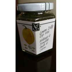 Epicure lemon dilly dip mix