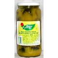 Zest mustard pickles