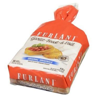 Furlani garlic toast
