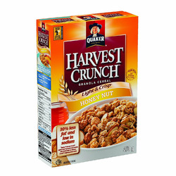Harvest Crunch Honey Nut Granola Cereal