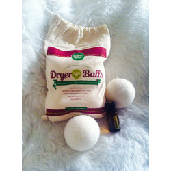 timberwool dryer balls