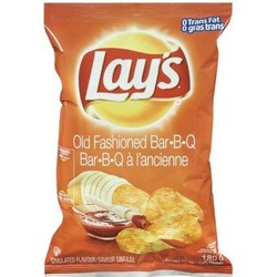 Lays Old Fashioned BBQ