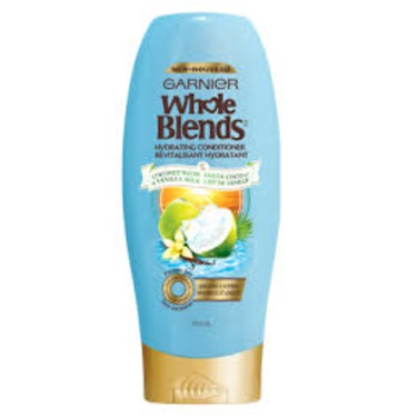 Garnier Whole Blends Coconut Water and Vanilla Milk Conditioner