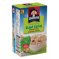 Quaker Instant Oatmeal Dino Eggs