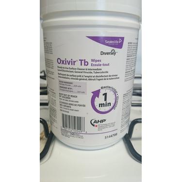 Sealed Air Diversey Oxivir TB Cleaner Wipes