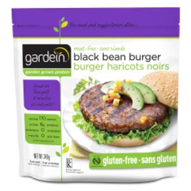 Gardein Chipotle Black Bean Burger