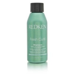 Fresh Curls Shampoo Unisex by Redken, 1.7 Ounce