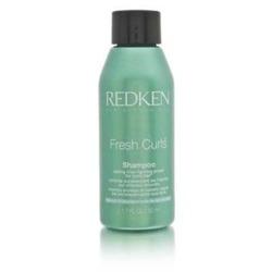 Fresh Curls Shampoo Unisex by Redken, 1.7 Ounce