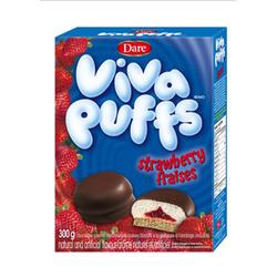 Viva Puff cookies