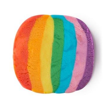 Lush - rainbow fun bar