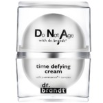 Dr. Brandt DoNotAge with dr. brandt time defying cream