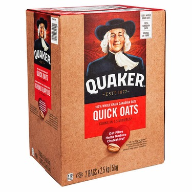 Quaker Quick Oats