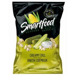 Smartfood popcorn creamy dill