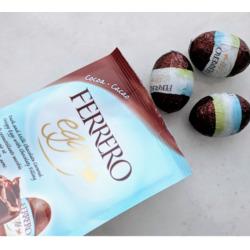 Ferrero Eggs (Cocoa)