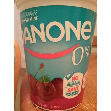 Danone Cherry 0%